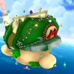 Test Super Mario Galaxy 2 : la planète Mario