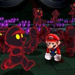 Test Super Mario Galaxy 2 multimario