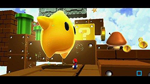 Mario face à une étoile dans Super Mario Galaxy 2