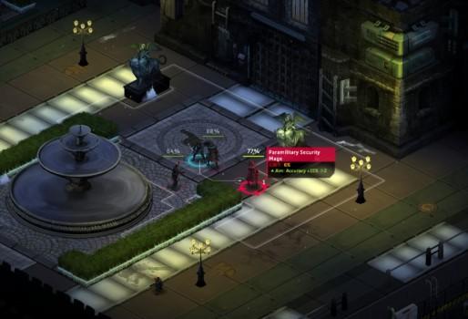 Shadowrun : Dragonfall - Combat