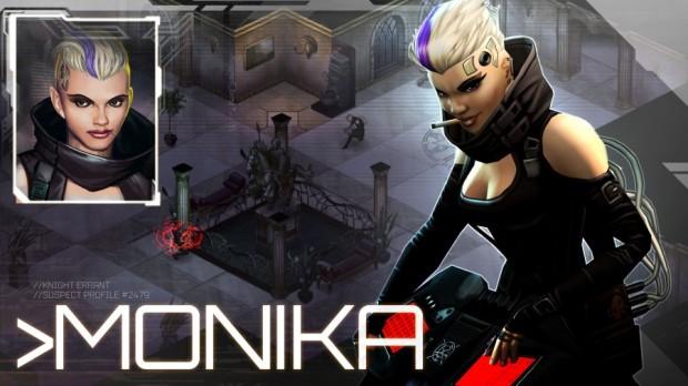 Shadowrun : Dragonfall - Monika