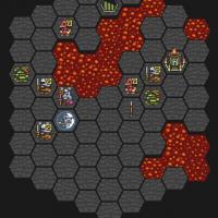 Hoplite combat