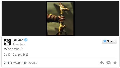Mortal Kombat X Ed Boom