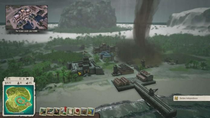 Tropico 5 Tornade