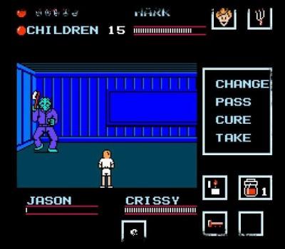 Vendredi 13 - NES