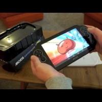 W 3D Archos GamePad 2