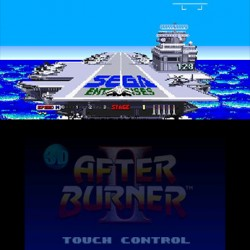 3D After Burner II - Gameplay