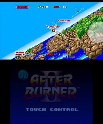 3D After Burner II - Gameplay 02