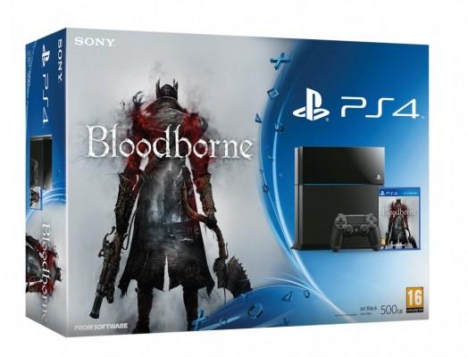 Bloodborne bundle PS4