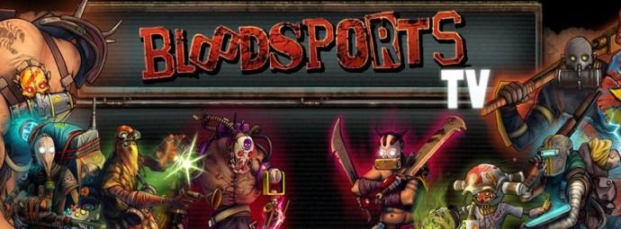 Bloodsports.TV Massacre entre gladiateurs post-apo