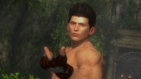 Dead or Alive 5 Last Round Jann Lee