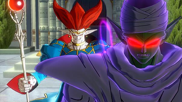 Dragon Ball Xenoverse Demigra