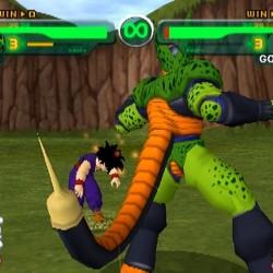 Dragon Ball Z Budokai - Cell