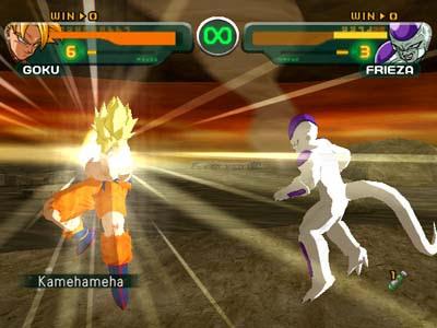 Dragon Ball Z Budokai - Kaméhaméha
