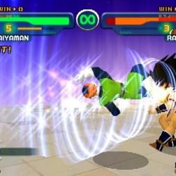 Dragon Ball Z Budokai - Raditz Great Saiyaman