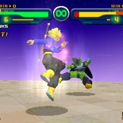 Dragon Ball Z Budokai - Trunks
