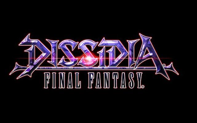 Final Fantasy Dissidia Titre