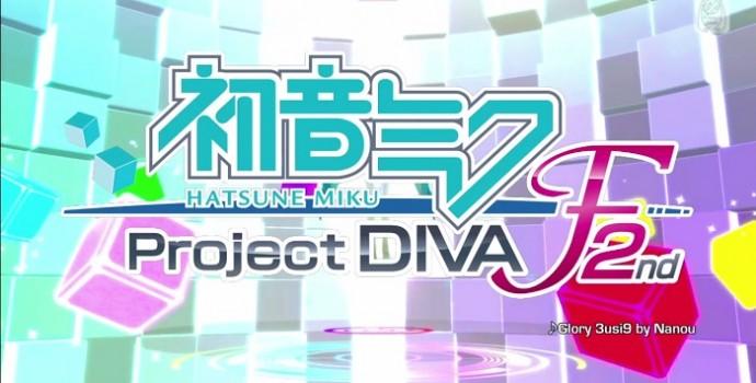 Hatsune Miku Project Diva F 2nd