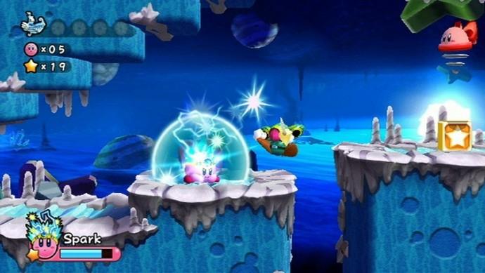 Kirby's Adventure - pouvoir
