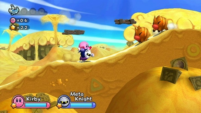 Kirby's Adventure - Meta Knight