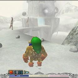 Zelda Majora's Mask - Masque Goron