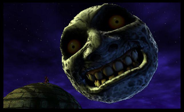 Zelda Majora's Mask - Lune