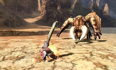 Monster Hunter 4 Ultimate Diablos