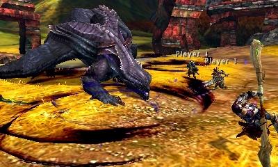 Monster Hunter 4 Ultimate Gore Magala