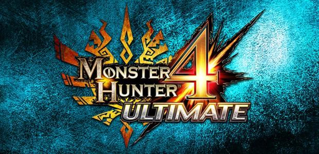 Logo de Monster Hunter 4 Ultimate