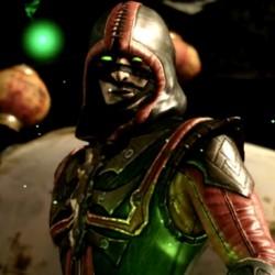 Ermac dans Mortal Kombat X