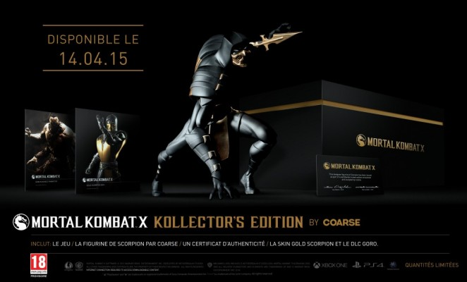 Mortal Kombat X - Kollector's Edition by Coarse