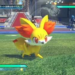 Pokkén Tournament Feunec