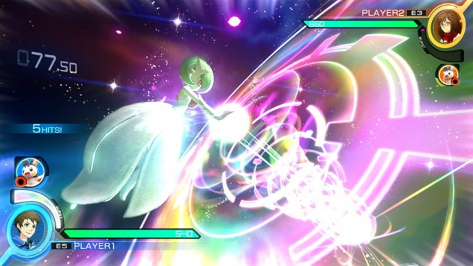 Pokkén Tournament Gardevoir