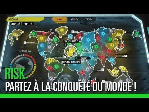 Risk - Partez à la conquête du monde !