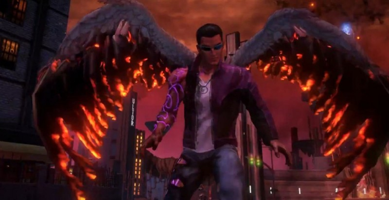 Saints Row IV Re-elected & Gat out of Hell - Johnny Gat