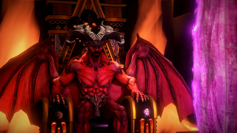 Saints Row IV Re-elected & Gat out of Hell - Satan