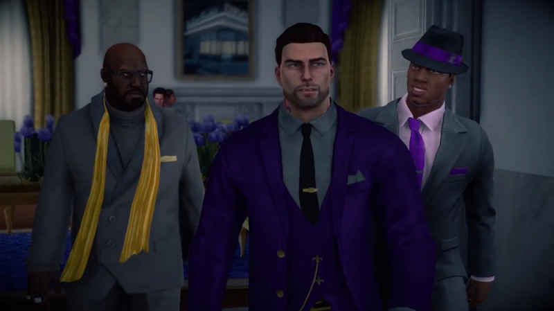 Saints Row IV Re-elected & Gat out of Hell - Moi président