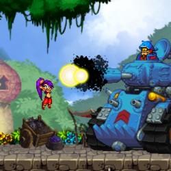 Shantae and the Pirate's Curse Ammo Baron
