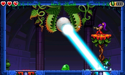 Shantae and the Pirate's Curse Boss