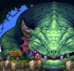 Shantae and the Pirate's Curse Dragon