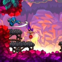 Shantae and the Pirate's Curse Fantômes