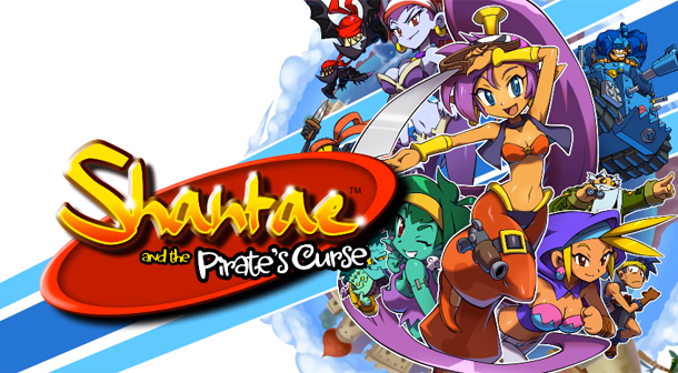 Shantae and the Pirate's Curse  LightiniGamer