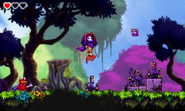 Shantae and the Pirate's Curse chapeau