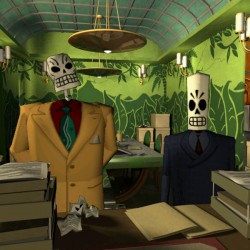 Test Grim Fandango Remastered [PC] 02