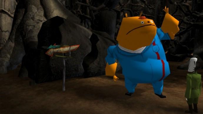 Test Grim Fandango Remastered [PC] LightninGamer (03)