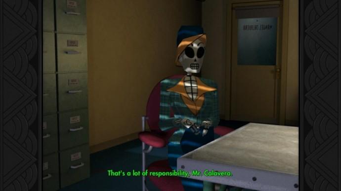 Grim Fandango Remastered PC