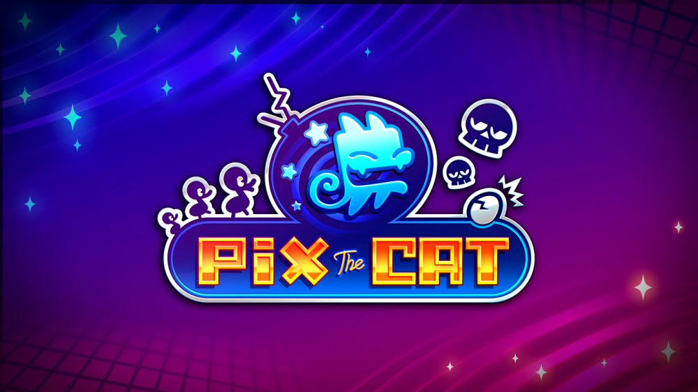 Pix the Cat logo