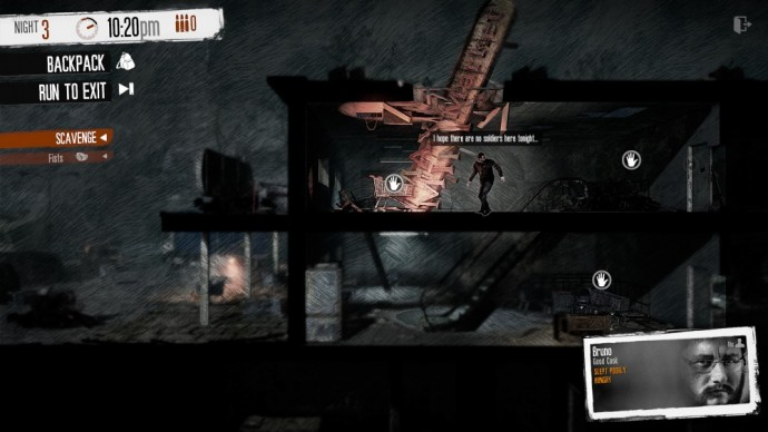 This War of Mine - Nuit