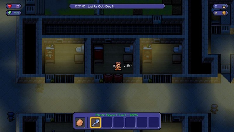 The Escapists - Evasion