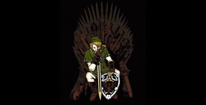 The Legend of Zelda x Game of Thrones